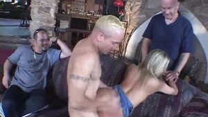 Husband Shares His Horny Wife