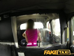 Picture FakeTaxi Innocent student does backseat anal