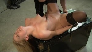 Submissive Woman Fifty Shades Fantasy Flogging