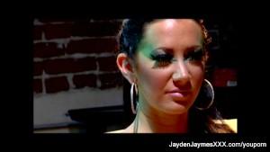 Jayden Jaymes Hot Fuck From Behind