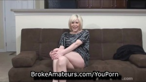 First porn casting for cute amateur girls