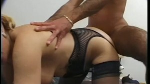 French mature fucks her lover behind her husband's back - Telsev