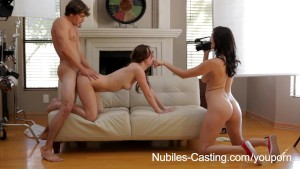 Nubiles Casting - CA hottie wants to be a pornstar