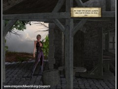 Picture 3D Comic: The Wandering Princess. Episodes 1...