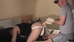 What can we fuck him with? - Pig Daddy Productions