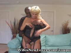 New Lover For Cock Hungry Wife