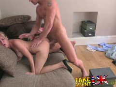YouPorn Movie:FakeAgentUK Angry husband inte...
