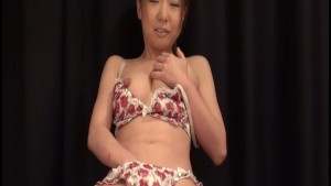 Horny Japanese Love Vibrator And Masturbation