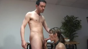 French schoolgirl is really a filthy slut - Telsev