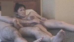 Mature Asian MILF Mutual Masturbating