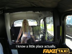 FakeTaxi Ex girlfriend...