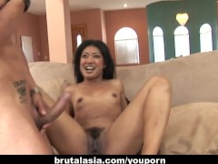 Lyla Lei gets banged by two guys