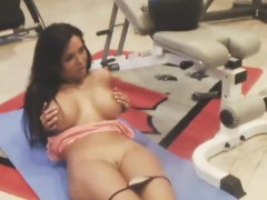 Colombian Workout-Lucia Tovar
