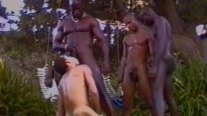 Black jungle group sex - Bacchus