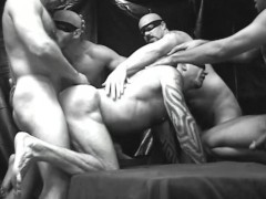 Intense Group Fuck - Grey Rose Production