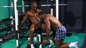 Another Big Black Workout - Bacchus