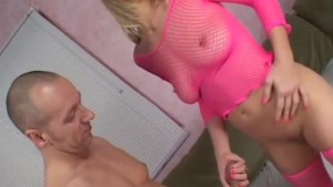 Cute Blonde Babe Gets A Group Fucking - Shock Wave