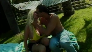 Hot Babe Fucked Outdoors - Shock Wave