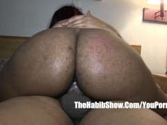 fucked doggy style luvs to hit that mixed rican pussy so damm tigh n juicy
