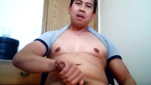 hot chubby pinoy jacking off