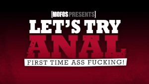 Mofos - Ali Rae tries anal