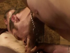 Picture Hot Gagging Deepthroat - Factory Video