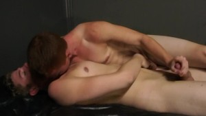 Couple Twinks Hot Suck Play - Factory Video