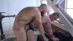 Fucked Hard From Behind - Factory Video