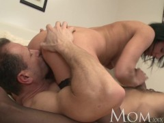 Picture MOM Horny MILF makes her man cum twice