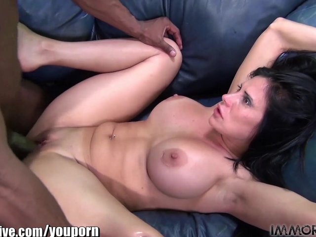 Latina getting fucked by black cocks