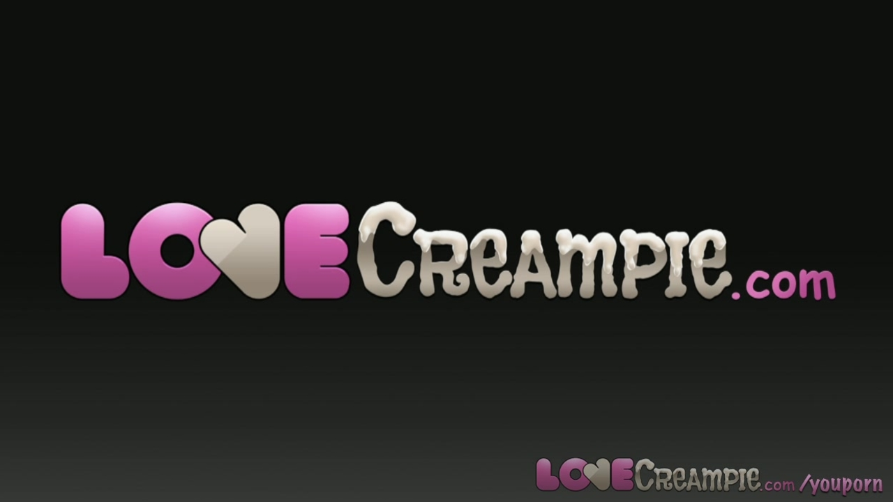 Love Creampie Horny big tits POV girl wants you to fill her full of cum