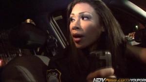 HDVPass Babe Cop Cassandra Cruz Fucks Criminal