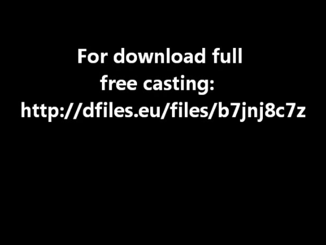 Porn Casting - Defloration and First Anal