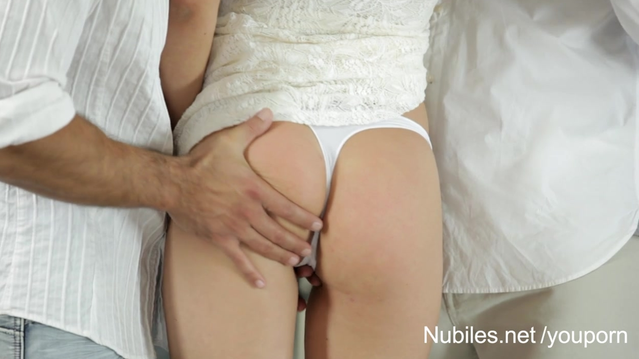 Double facial after anal spitroast 5