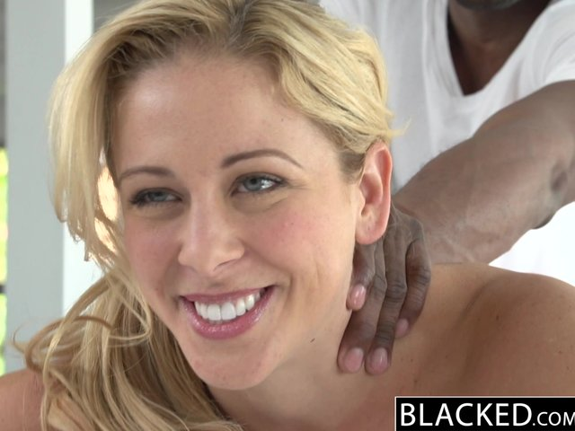 blacked massage