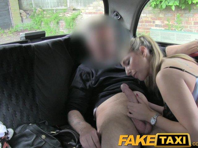 Porno fake taxi share your