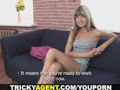 YouPorn - Tricky Agent - Fake bl...
