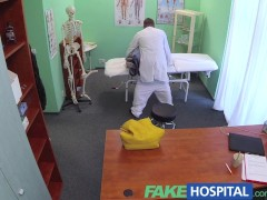 Picture FakeHospital doctors trusty cock ignores the...