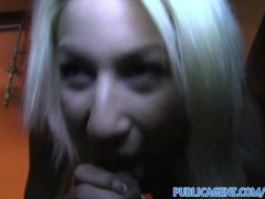 Picture PublicAgent Pretty blonde fucks a big cock i...