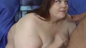 BBW Babe Demissis Works That Cock With Her Mouth