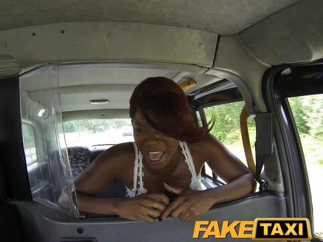 fake taxi ebony