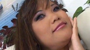 cute little Mia Smiles takes her first BBC