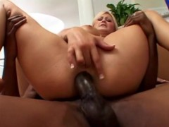 Babe Loves Eating BBC Cum - Candy Shop