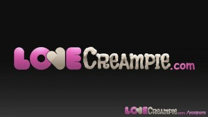 Love Creampie Tiny tight assholes ready to receive deep anal creampies