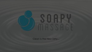 SoapyMassage Slippery Aisan Titty-Fucking 3-Way