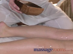 Picture Massage Rooms Group sex with horny 20y-Trann...