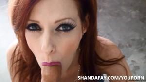 CANADIAN GIRLS LOVE CUM - Shanda Fay!