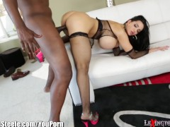 Amy Anderssen and Her Huge Tits Fucked by Lexs Amazing Cock