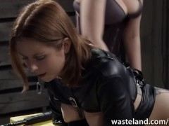 - Female submissive gets...