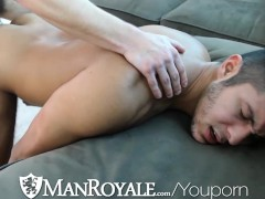 Picture ManRoyale After baseball, studs play with bi...
